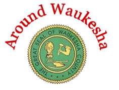 Around Waukesha Logo