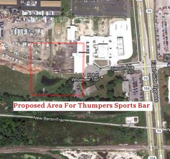 Thumpers Sports Bar