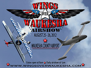 Wings Over Waukesha 2012 Volunteers