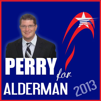 Aaron Perry For Waukesha Alderman