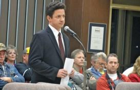 Mayor Jeff Scrima