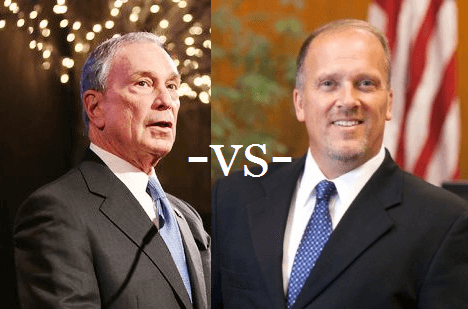 Bloomberg vs Schimel