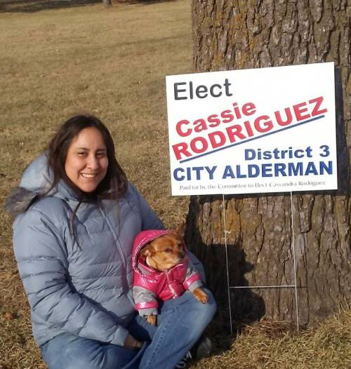 Cassie Rodriguez for Waukesha Aldermanic District 2